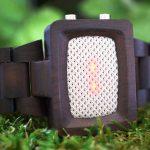 Kisai  Xtal Wood Link Smartwatch