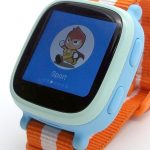 Omate   Wherecom K3 Smartwatch