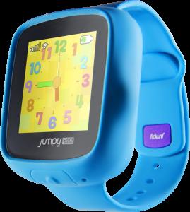 Jumpy Plus smartwatch in blue
