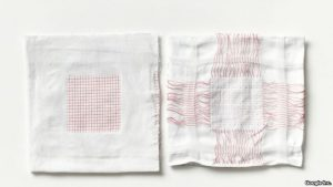 Project Jacquard fabric by Google