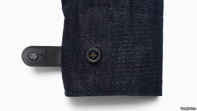 Smart Tag on Google and Levi's smart jacket