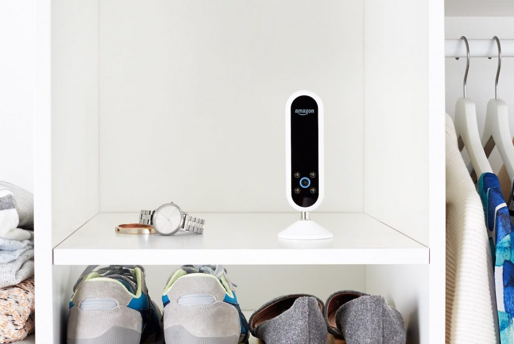 Amazon Echo Look at home