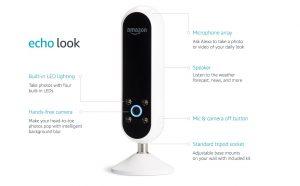 Amazon Echo Look Tech Specs