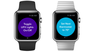 Apple Watch IFTTT app