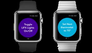 Apple Watch IFTTT app