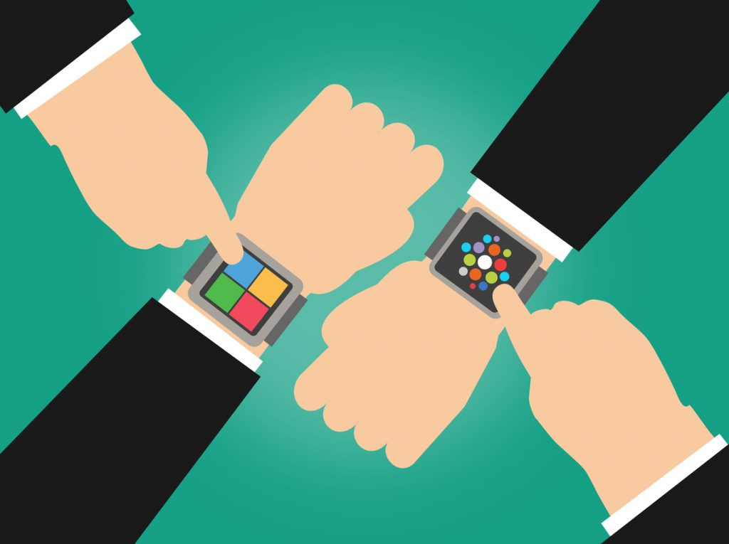 Wearables - The Great Smartwatch Scramble