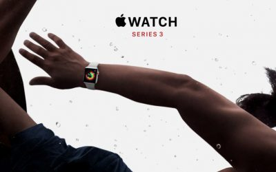 The Apple Watch Series 3 Is Here