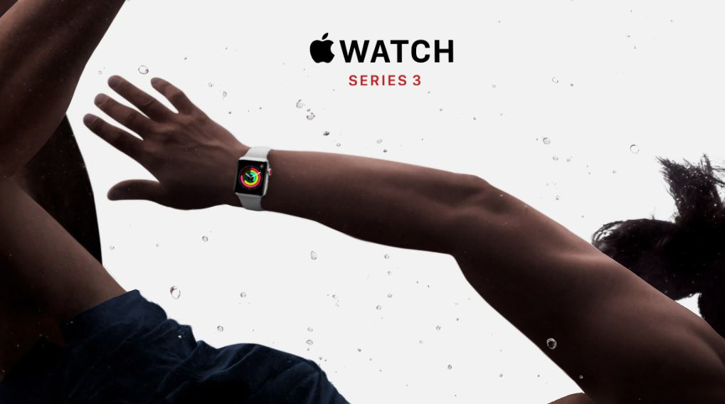 Apple Watch Series 3 featured
