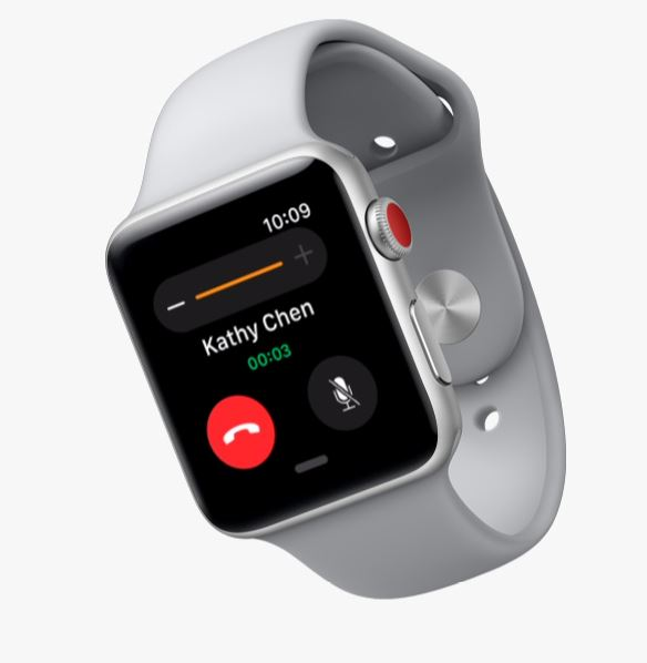 Apple Watch Series 3 remote calling