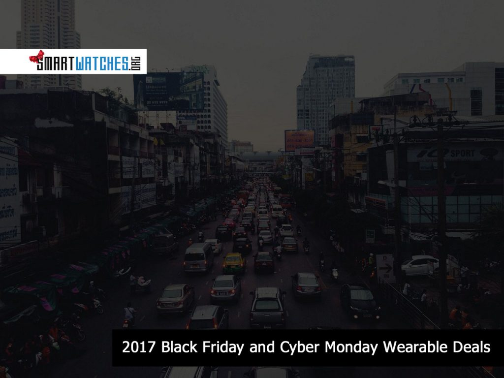2017 Black Friday Deals Smartwatches Featured