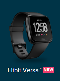 Fitbit Comparison Chart for 2018 - SmartWatches org