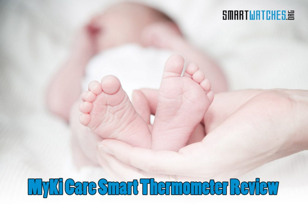 MyKi Care smart thermometer review featured