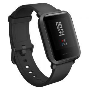 Amazfit Bip Onyx Black smartwatch