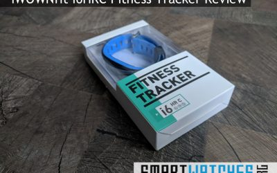 iWOWNfit i6HRC Fitness Tracker Review