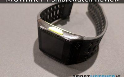 iWOWNfit P1 Smartwatch Review