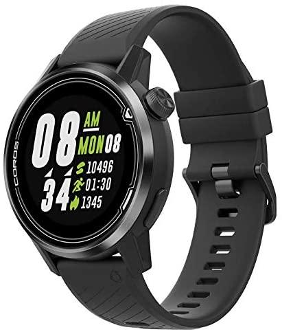 coros apex premium multisport gps watch isolated on white background