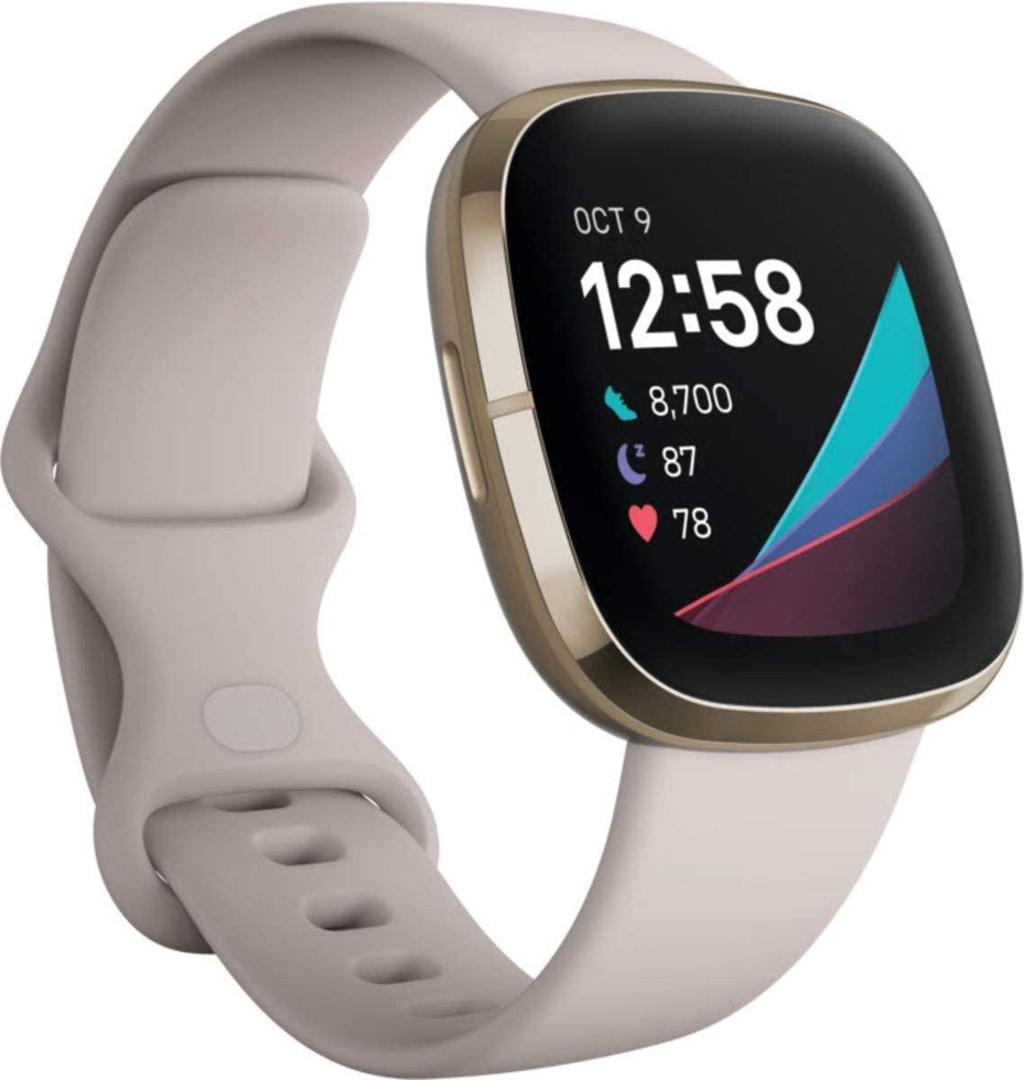 fitbit sense advanced smartwatch for women