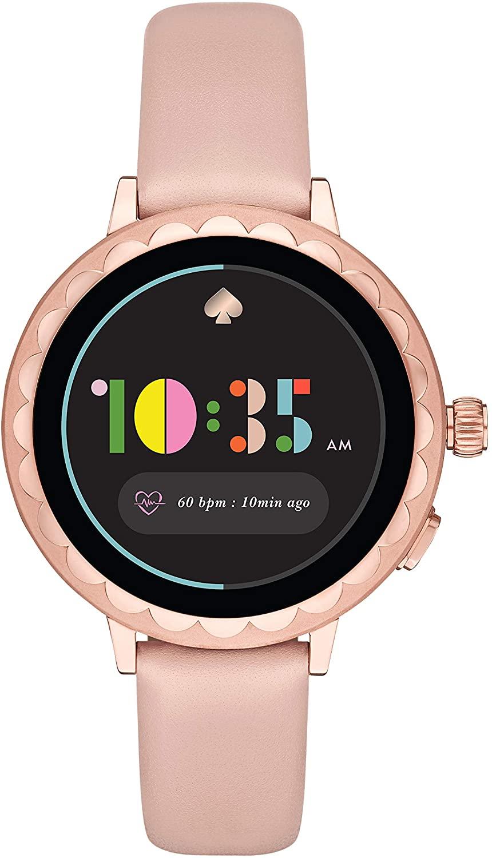 kate spade scallop 2 smartwatch for women