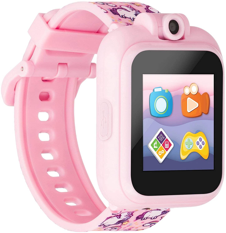 playzoom 2 kids smartwatch pink color