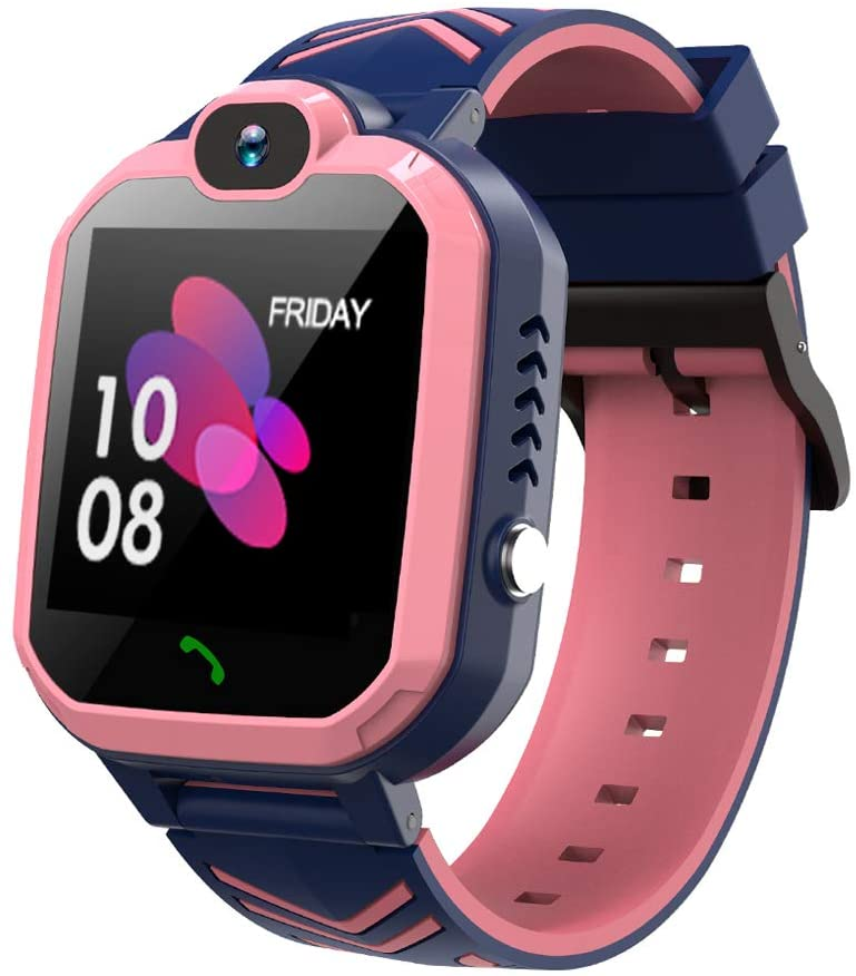 rayph store kids waterproof smart watch with gps lbs tracker