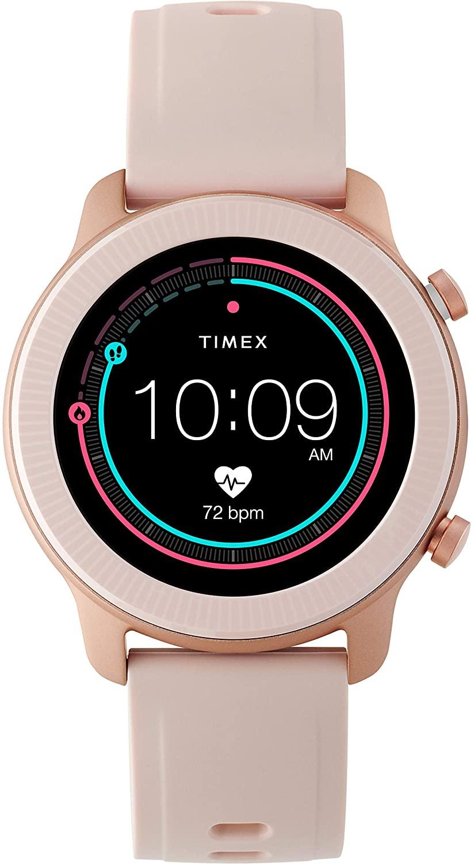 timex metropolitan r amoled display smartwatch for women
