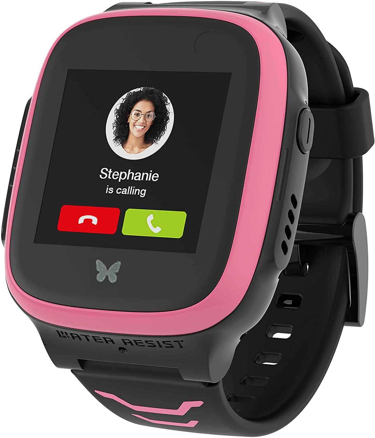 xplora x5 play smartwatch for kids isolated on white background