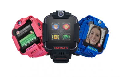 Smartwatches for Kids: TickTalk 4 Review