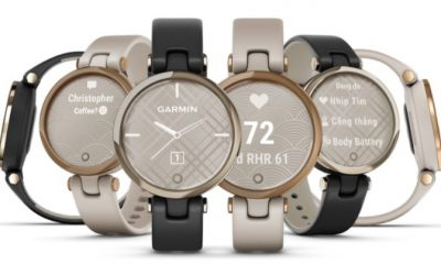 Garmin Lily Smartwatch Review